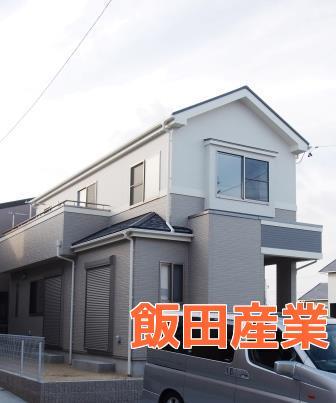 飯田産業の新築物件へUVフロアコーティングを施工!愛知県