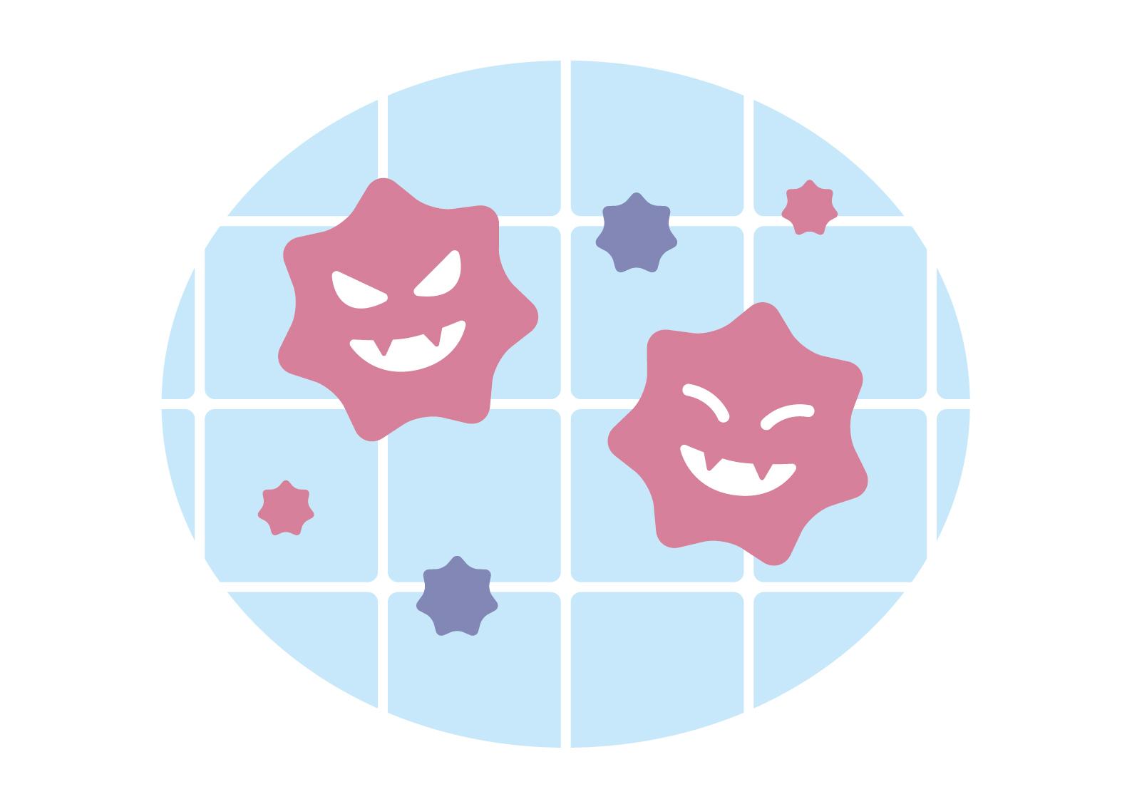 浴室で見るピンクの汚れは有害?無害?