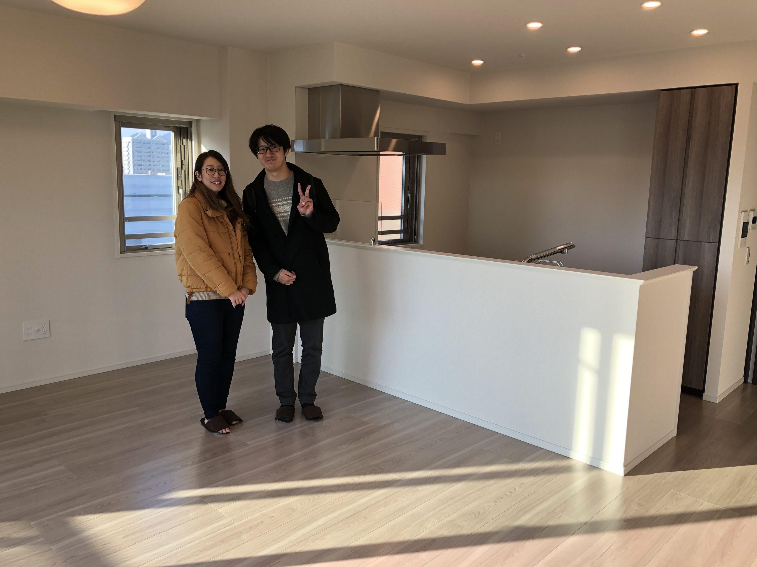 広島の新築マンションへクリスタルハードコートナノを施工!