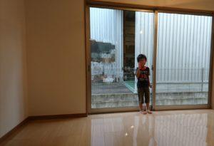 宮城県ー飯田産業の物件にUVフロアコートEcoを施工