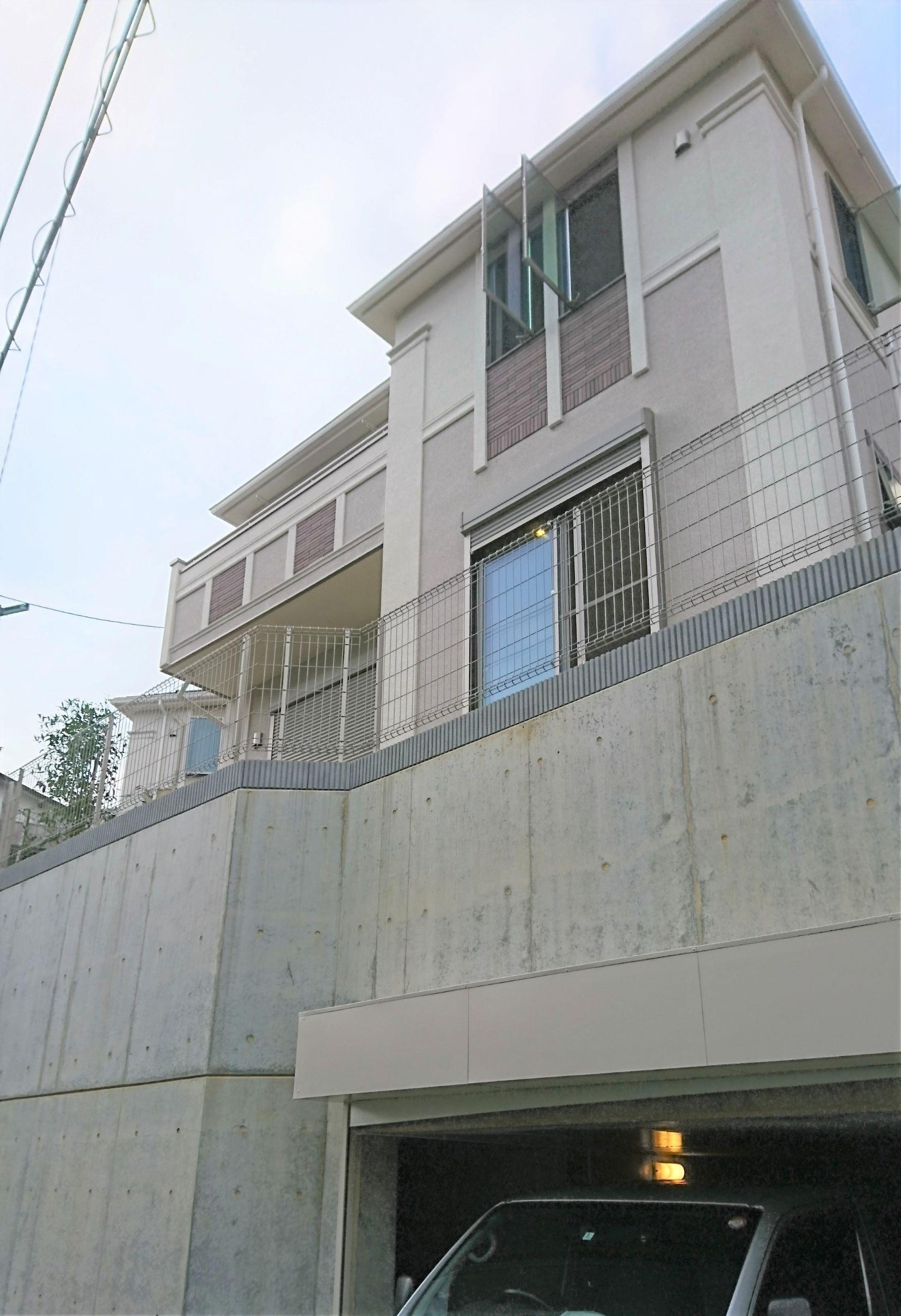 川崎の新築住宅へフロアコーティングを施工